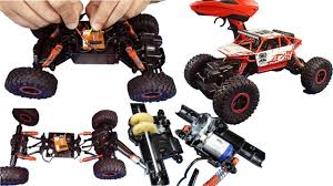 100 Monster Truck Remote Control CreativeFun Inside Of Structure Of Piece Of Paper