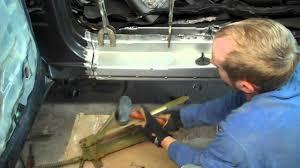 100 Truck Bed Repair Panels Replacing Rocker Panel Car Ford Sable F150
