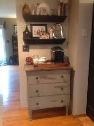 Ikea Tarva 6 Drawer Dresser by Coffee Does Not Have To Be Set Up In Kitchen Like Bar Or Tea Cart