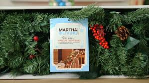 Connect Martha Stewart Pre Lit Christmas Tree by Video How To Decorate With Garland Martha Stewart