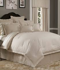 Vince Camuto Bedding by Noble Excellence Villa Naturals Linen Textured Comforter Dillards