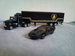 Knight Rider FLAG Trailer Truck Custom Diecast - A Photo On Flickriver