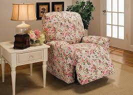 wing chair recliner slipcovers rocker recliner slipcover better recliner slipcovers