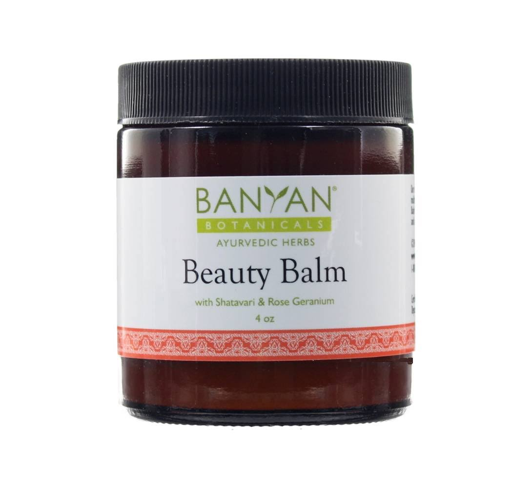 Banyan Botanicals Beauty Balm 4 oz