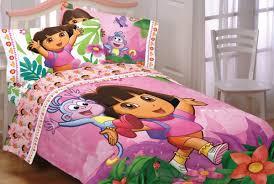 Dora Toddler Bed Set by Bed Dora Bed Set Home Design Ideas
