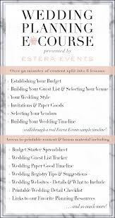Wedding Planner Ecourse Online