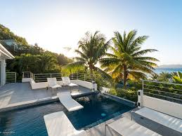 100 Christopher Hotel St Barth ST BART LUXURY VILLA SKRUTTEN WITH OCEAN VIEW AND CONTEMPORARY FURNISHING Elemy