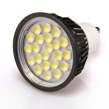 white 5 watt led gu10 bulb spot par ar111 led solution