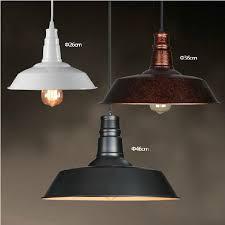 vintage iron pendant ls retro edison bulb ceiling l cafe