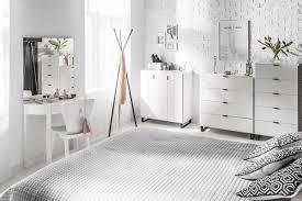 schlafzimmer komplett set chiflero 6 teilig farbe weiß