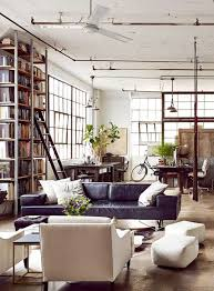 Image Of Industrial Decoration Living Room Design Ideas Industrial