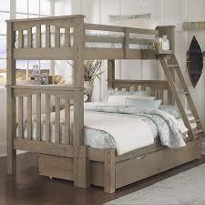 Highlands Harper Twin over Full Bunk Bed