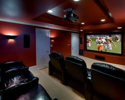 Spaces Small Media Room Ideas Design Pictures Remodel Decor And