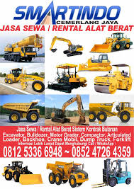 100 Dump Trucks For Rent Jasa Sewa Al Alat Berat Articulated Loader Crane Truck