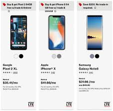 You GOTTA Check Out Verizon s Deals iPhone X Galaxy Note 8