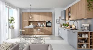 holz stein und beton natur in der küche opti wohnwelt