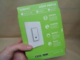 Amazing Belkin Wemo Light Switch And Control From Your Phone New Whats It Worth Unique