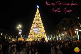 Aspirin For Christmas Tree Life by Christmas In Seville Spain A Night Stroll Nextbiteoflife