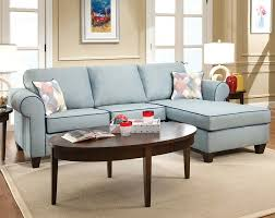 Ethan Allen Sectional Sleeper Sofas by Amazing Light Blue Sectional Sofa 43 In Ethan Allen Sectional Sofa