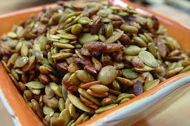 Eden Foods Spicy Pumpkin Seeds by 20 Tasty Ways To Roast Pumpkin Seeds Food Network Canada