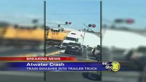 Train Smashes Into Semi-truck Stuck On Tracks In Atwater | Abc30.com Truck Wash In California Best Rv Our Trucks Picture 23 Of 50 Landscaping Trailer For Sale Of New 2016 Tnt Merced Wedding Rentals Reviews Custom Trailers Power Sports Showroom Model Details 1 Dead Injured County Accident Abc30com Lieto Finland August 3 Blue Mercedesbenz Actros 2546 Freight Train Crashes Into Ctortrailer Atwater Sunstar Juan Juanmerced5 Twitter Skin Williams F1 Team On The Tractor Unit Euro
