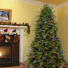 Fraser Fir Artificial Christmas Tree Sale by The Holiday Aisle Princeton Fraser 90