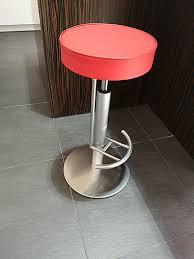 barhocker sitz kunststoffleder rot gestell edelstahl barhocker sitz kunststoffleder rot gestell edelstahl