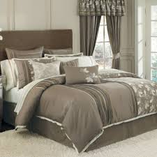 King Bed Comforters by Elegant Gray Comforter Sets With Curtains For King Bed Of