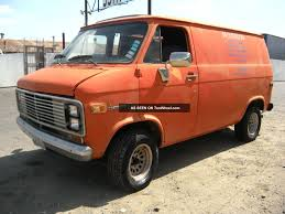 1974 Chevy Van,