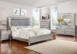 Aurora Champagne 5 PC Queen Bedroom Badcock Home Furniture