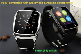 i8 First Smart Watch for All Apple iPhone Samsung SmartWatch with
