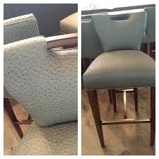 Crate And Barrel Lowe Chair Slipcover by Charles Stewart Furniture Design Indulgence