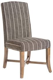 100 Birch Dining Chairs Chair Mercer X Stretchers Brindled Ash Wood Gray Stripe