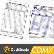 250 Notas Remisión Ventas 14 Carta Autocopiable Conenvio
