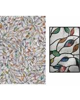 Artscape Wisteria Decorative Window Film holiday savings on artscape 24 in w x 36 in h venetian