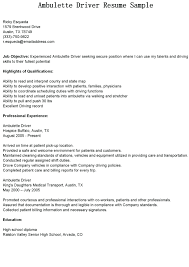 100 Truck Driver Job Description For Resume Bus Duties Ideas Collection With Objective Examples