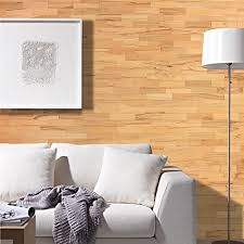 wodewa wandverkleidung holz 3d optik buche living 1m nachhaltige wandpaneele moderne wanddekoration holzverkleidung holzwand wohnzimmer küche