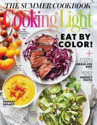 June 2017 Magazine Features Cooking Light