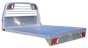 100 Flatbed Truck Bodies 84 CM Aluminum Bed