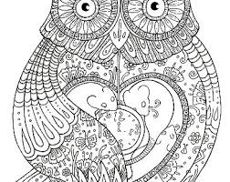 Plush Design Abstract Coloring Pages For Adults And Artists Animal