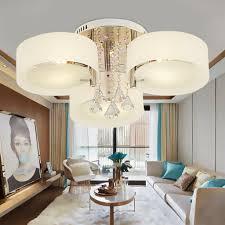kronleuchter hängeleuchte led e27 kristall pendelleuchte deckenle kristallleuchter für wohnzimmer esszimmer bar cafe 3 köpfe