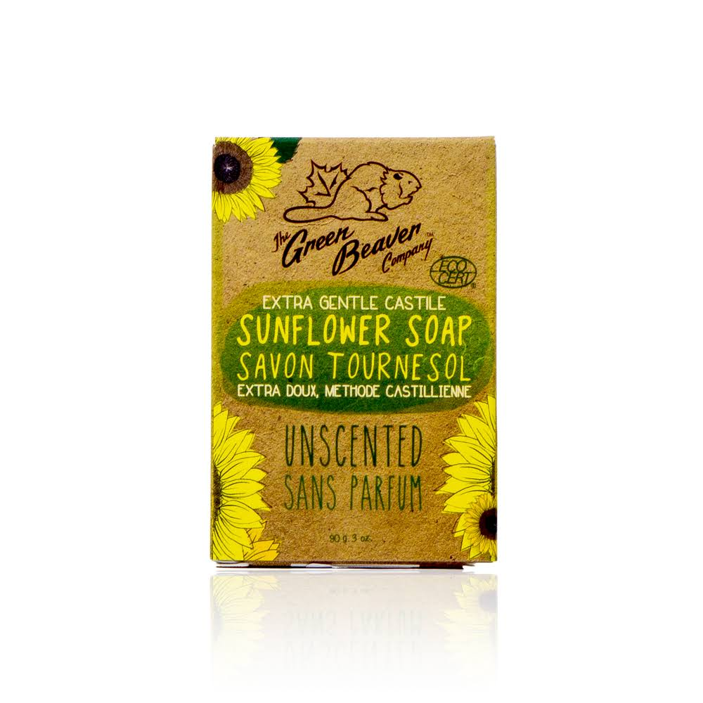 Green Beaver Co. Unscented Soap Bar