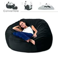 Bean Bag Chairs That Turn Into Beds Turns Corduroy Bed