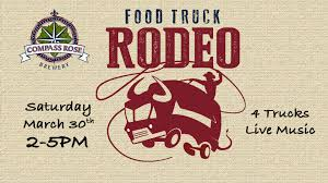 100 Truck Rodeo Compass Rose Food Compass Rose Brewery Raleigh 30 March