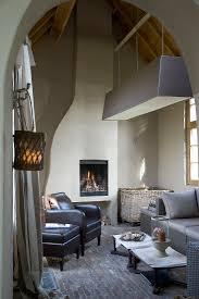 rustikales wohnzimmer im modernen bild kaufen 11022538