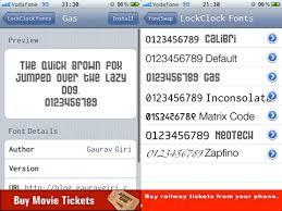 FontSwap Jailbreak Apps for iPhone