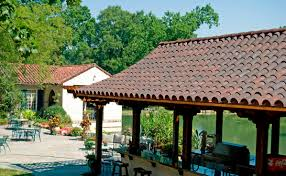 Ludowici Roof Tile Green by Roman Roof Tile Clay 16 Tapered Mission Ludowici