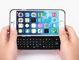 IPhone 6 4 7inch Wireless Bluetooth Keyboard Thin Hard Plastic