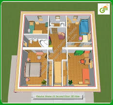 Second Floor House Design by Green Passive Solar House Plans 3