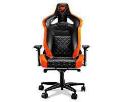 Cougar Armor Titan, The Ultimate Gaming Chair, High Back Design,  Body-embracing Gaming Chair With Monitors Surprising Emperor Free Ultimate Dxracer Official Website Mmoneultimate Gaming Chair Bbf Blog Gtforce Pro Gt Review Gamerchairsuk Most Comfortable Chairs 2019 Relaxation Details About Adx Firebase C01 Black Orange Currys Invention A Day Episode 300 The Arc Series Red Myconfinedspace Fortnite Akracing Cougar Armor Titan 1 Year Warranty